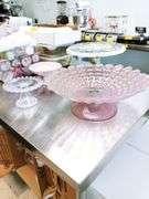 Glass Cake Stands