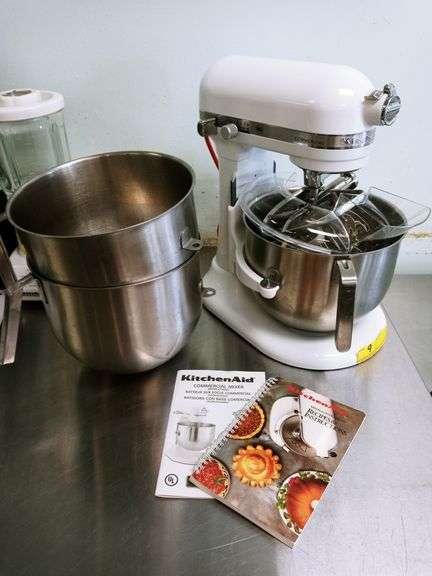 Commercial Kitchen Aid Mixer - 7 Quarts