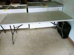 "Folding Table - 5' 3"" x 2' 5"""