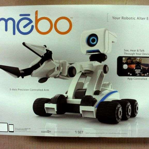 MEBO INTERACTIVE ROBOT