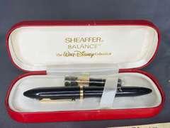 Vintage Sheaffer Balance Walt Disney Ltd Edition Fountain Pen