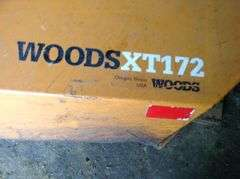 Woods XT 72  6 ft. Brush Hog  and Drive Line   (click for more photos)