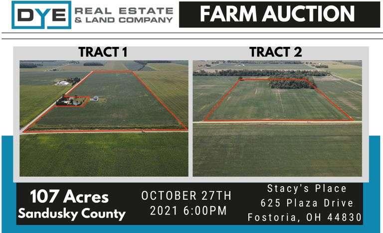 107 Acres Sandusky County