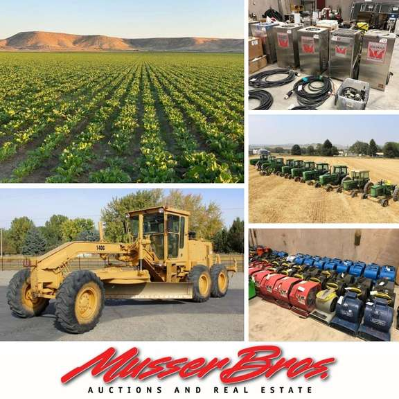 Farm, Commercial & Real Estate on mbauction.com