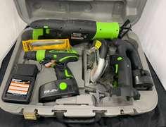 Smith Estate - Tools