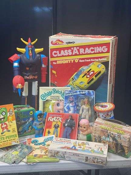 Lambel Vintage Toy Collection