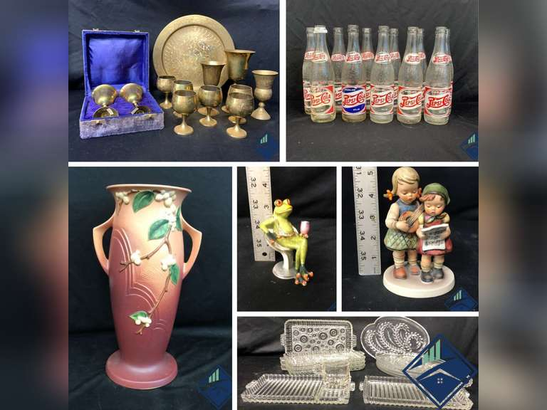 Vintage Collectibles Consignment #1/2