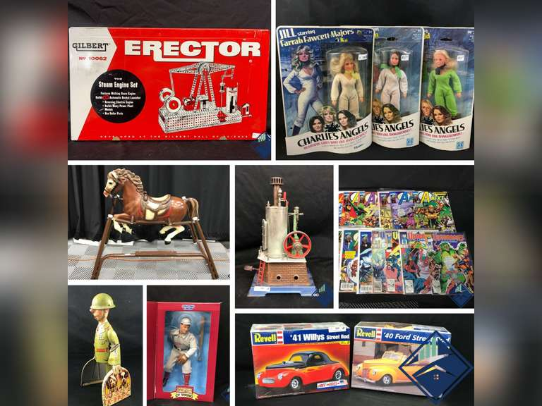 Vintage Collectibles Consignment #2/2