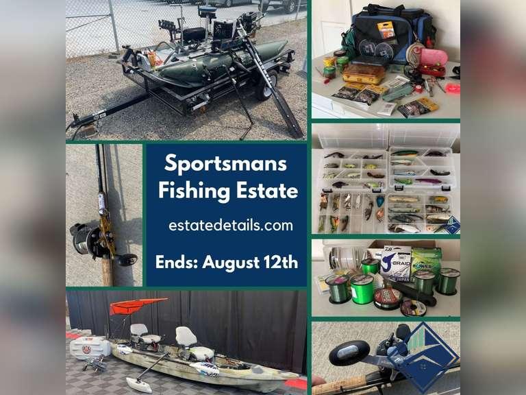 Jeff Stauber's Sportsmans & Tool Estate **OFFSITE**