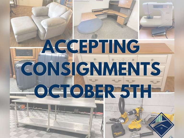 JT's Consignment Auction ** Starts ACCEPTING CONSIGNMENTS October 5th**