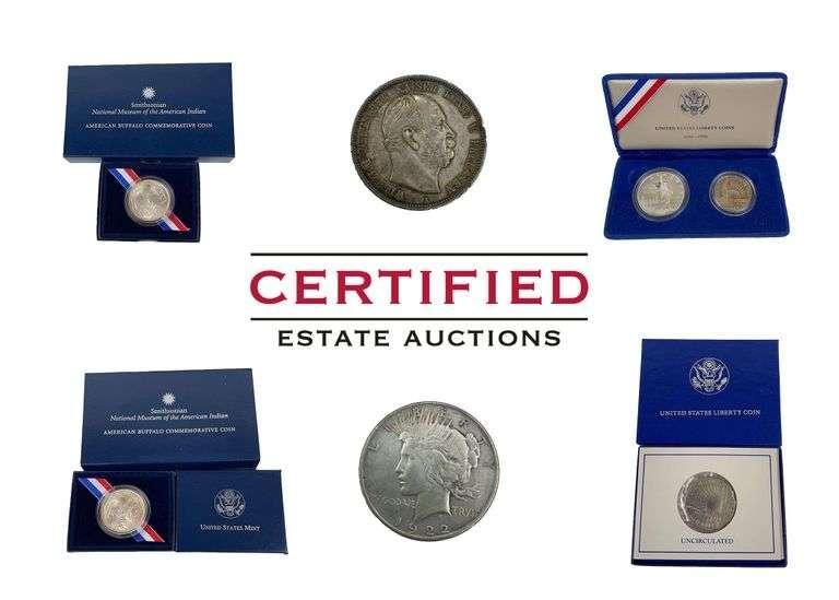 CES Presents: Estate Coin Collection
