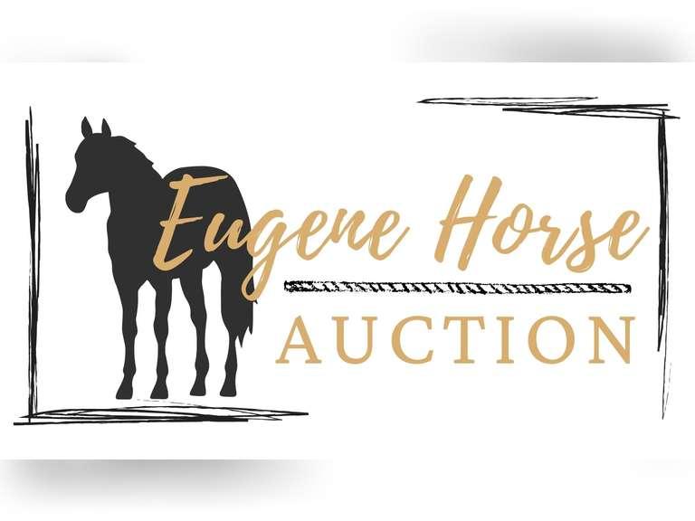 July 9th Eugene Horse Auction