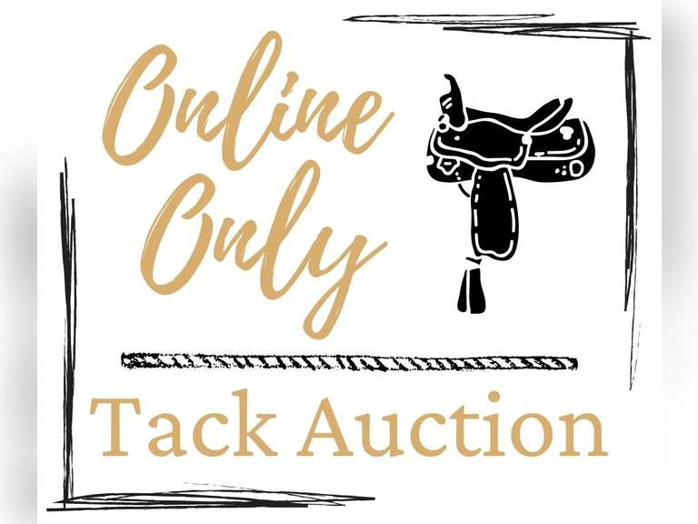 October 6th Only Only Tack Auction