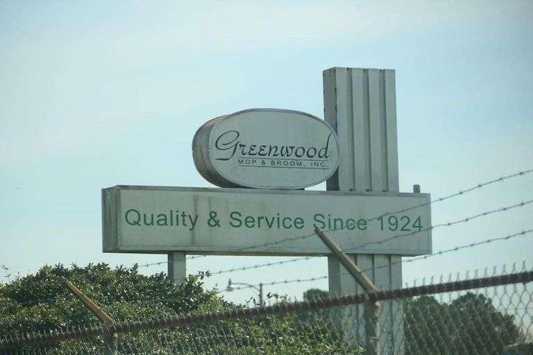Former Greenwood Mop and Broom Warehouse Liquidation