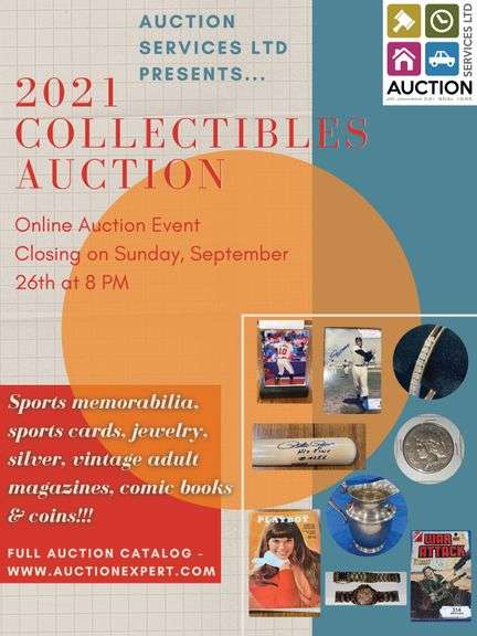 2021 Collectibles Auction