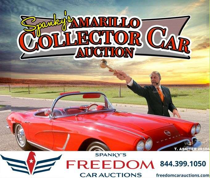 Amarillo Collector Car