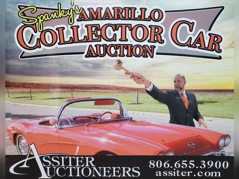 Spanky's Amarillo Collector Car
