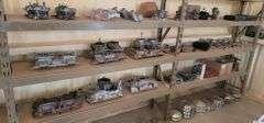 Great Texas MOPAR Hoard Parts, & Memorabilia Auction