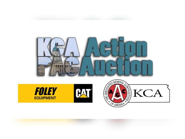 January 28, 2021 Kansas Contractors Association PAC Action Auction