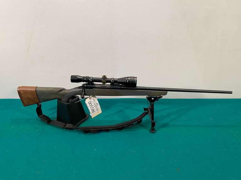 Stevens 200 7mm Bolt Action Rifle w/ Bipod, Sling, & Scope