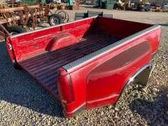 1988-2001 Chevrolet Silverado 3500 Red Dually Bed