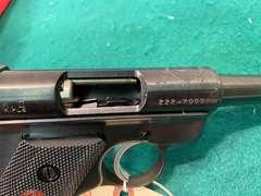 Ruger 50th Anniversary Mark II .22LR Semi-Auto Pistol w/ 2 Magazines
