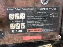 1996 Peterbilt 378 6x4 Day Cab Semi Truck