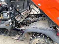 2017 Kubota RTV-X900 Diesel 4x4 w/ Manual Dump Bed (Unit #1773)