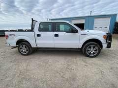 2014 Ford F-150 STX Crew Cab 4x4 Truck (Unit# 1177)