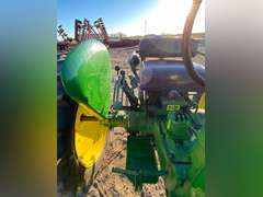 1953 John Deere 40 Tractor (Restored)