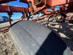35' Hesston 2210 Hydraulic Folding Cultivator Attachment
