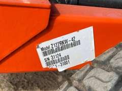 """Kubota 42"""" ZTR Mower w/ ROPS"""