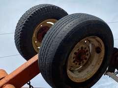 Allis Chalmers 2600 Offset Hydraulic Folding Disc Attachment