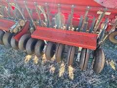 28' Crust Buster Hydraulic Folding Grain Drill Attachment