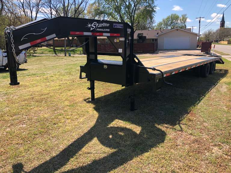2020 Starlite 32' Low Profile Trailer