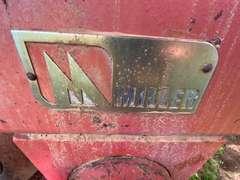 Miller 20' Offset Hydraulic Single Folding Disc Attachment