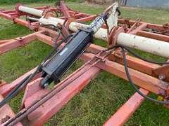 30' Hydraulic Folding Chisel Attachment