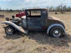 1931 Chrysler 3 Window Coupe