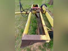 10' Hydraulic Speed Mover Blade Attachment