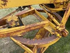 Caterpillar Model 212 Motor Grader