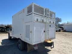 2008 Ford F-350XLT Reg. Cab 4x4 Powerstroke Diesel Comm. Truck w/ Diesel Generator (Unit #227)