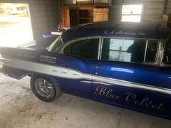 1957 Pontiac Chieftain AHRA Record Holder