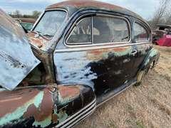 1948 Chevrolet Fleetline Aerosedan 2 Door