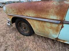 1954 Pontiac Chieftain 4 Door Deluxe Sedan