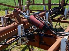 45' Wil-Rich Hydraulic Folding Chisel Attachment