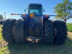 2003 New Holland TJ375 Diesel 4x4 Tractor
