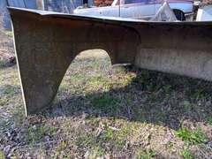 1955-57 Chevrolet Fiberglass Replacement Front Clip