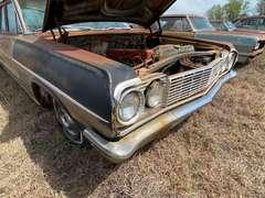 1964 Chevrolet Belair 4 Door Sedan