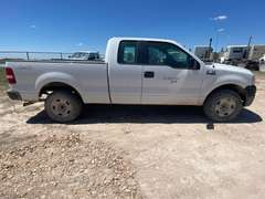 2008 Ford F-150XL Ext. Cab 4x4 Truck (Unit #07108)