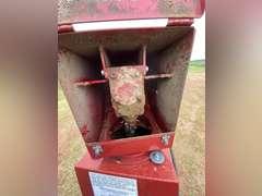 """8"""" x 52' Hutchinson PTO Driven Grain Auger w/ Belly Chute Receiver"""